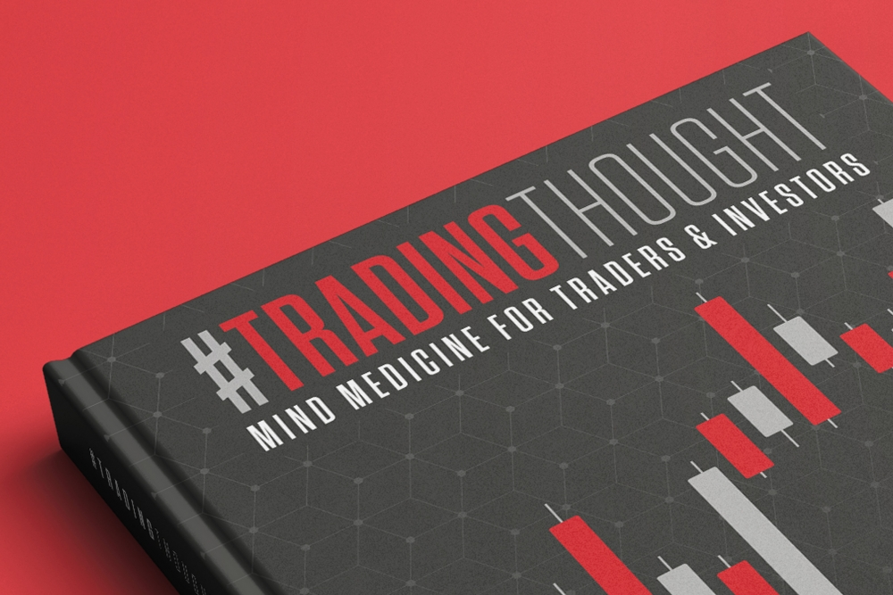 Identifiable trading book design by DayOne