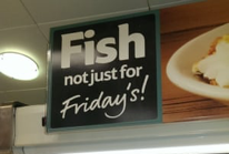 Fish on Fridays